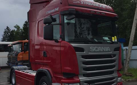 SCANIA G440 Griffin LA4X2HNA Highline