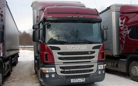 SCANIA P360 Griffin LA4X2HNA Highline